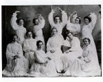 Women's Physical Education Class