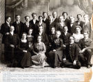 Class Photo (most likely Academy, 1896-98)